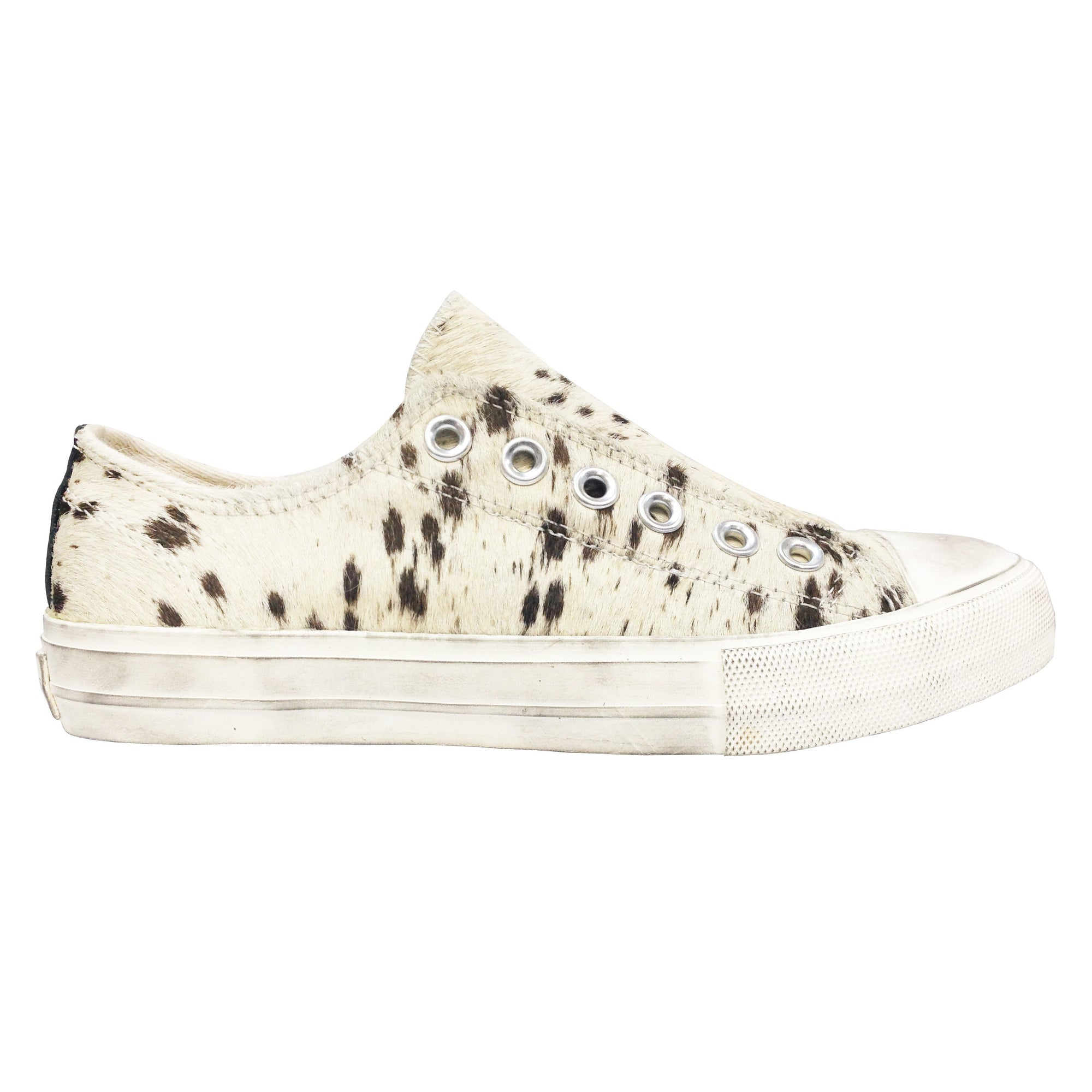 Women's Cowhide Wildlife Sneaker