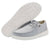 Hey Dude Women's Wendy Stretch Fleece Sneakers - Glacier Grey