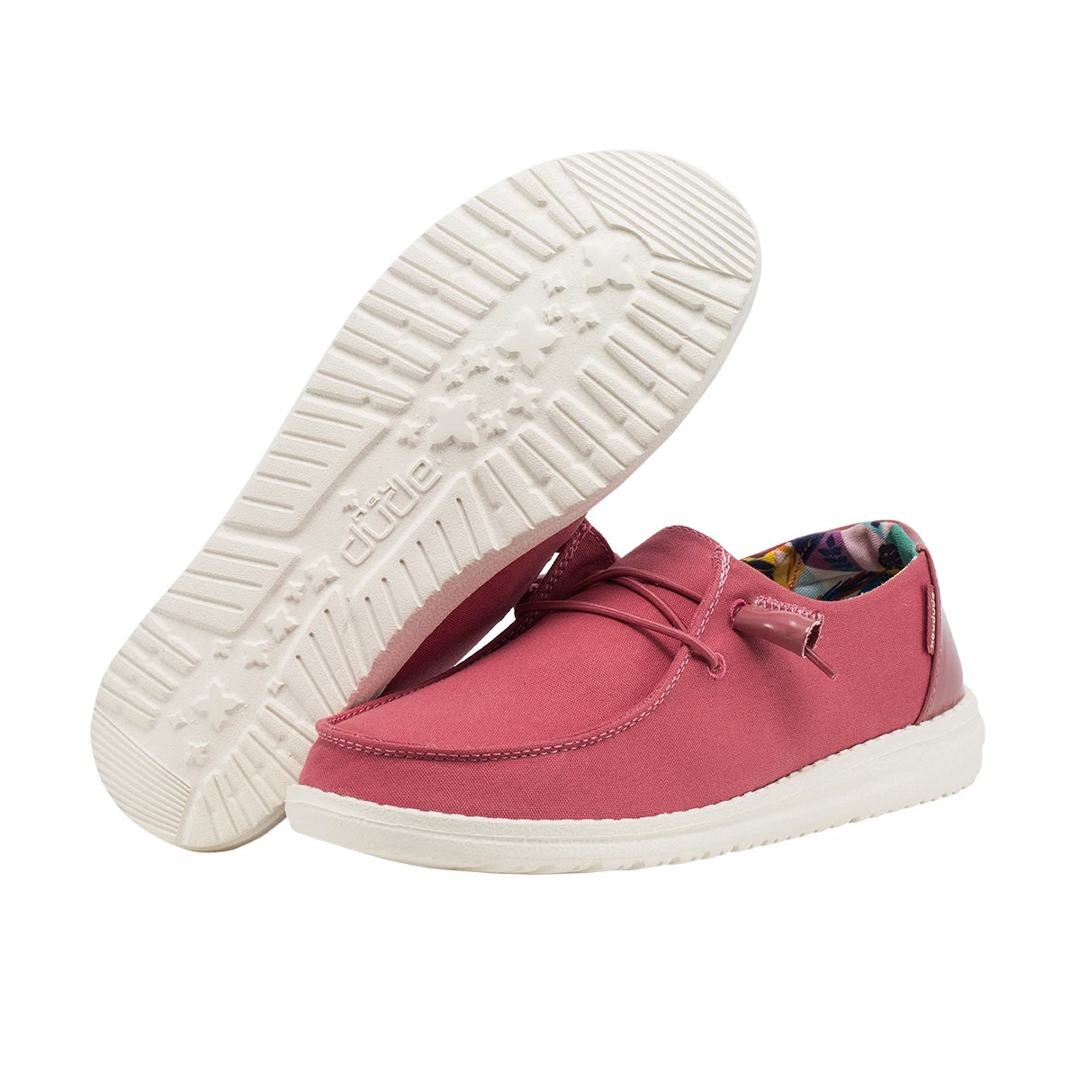 Hey Dude Women's Wendy Rosette Sneakers