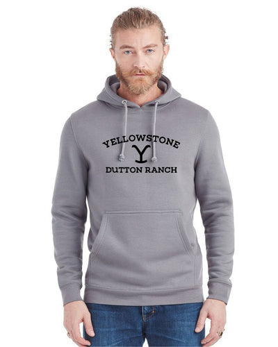 Yellowstone Dutton Ranch Heavyweight Hoodie