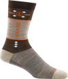Darn Tough Men's Retro Crew Light Brown Sock