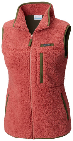 Mountain Side™ Heavyweight Fleece Vest By Columbia
