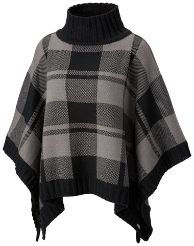 Be Cozy™ Sweater Poncho By Columbia
