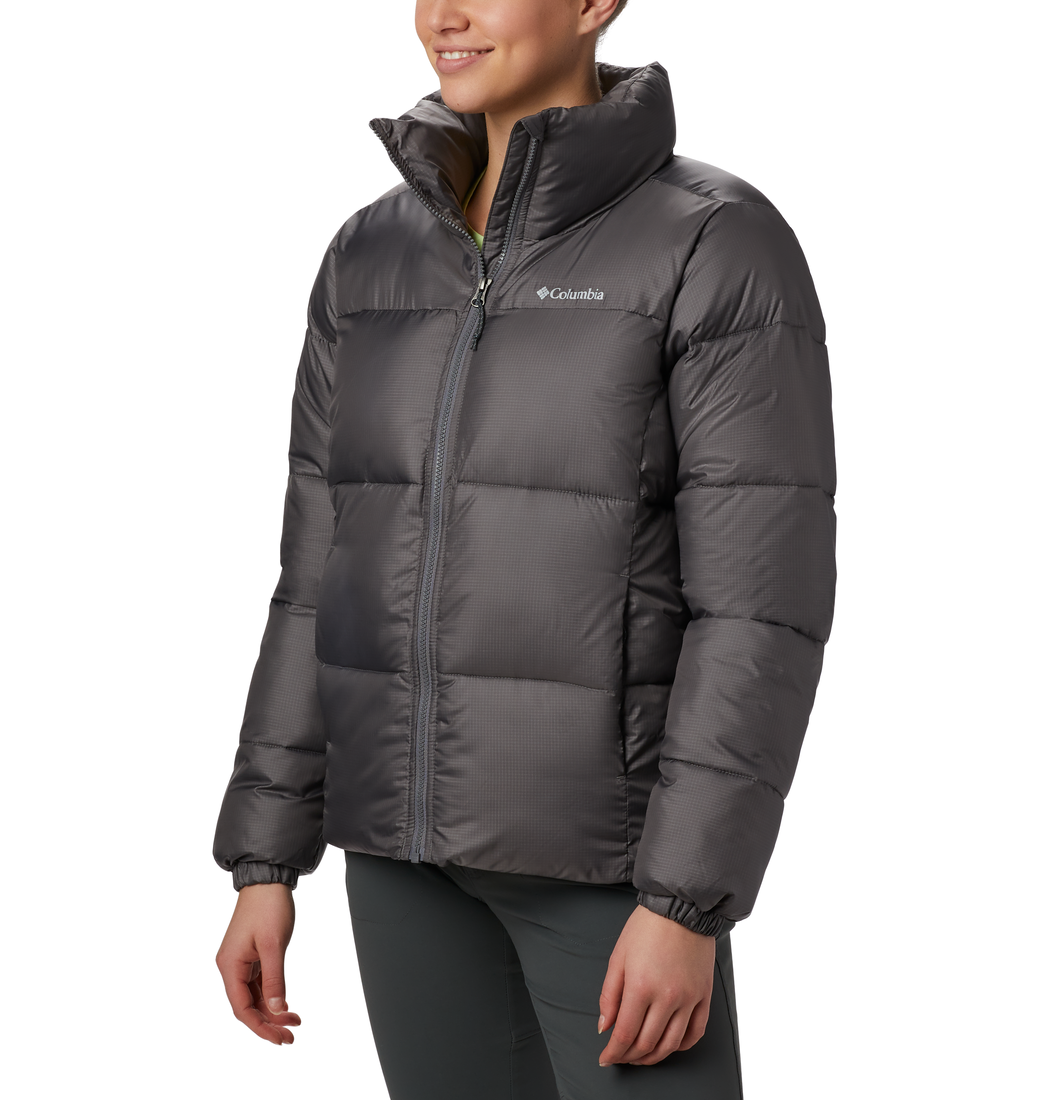Columbia Black Puffect Women's Jacket