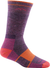 Darn Tough Women's Hiker Boot Full Cushion Plum Sock