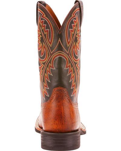 Ariat Men's Quick Draw Western Boots