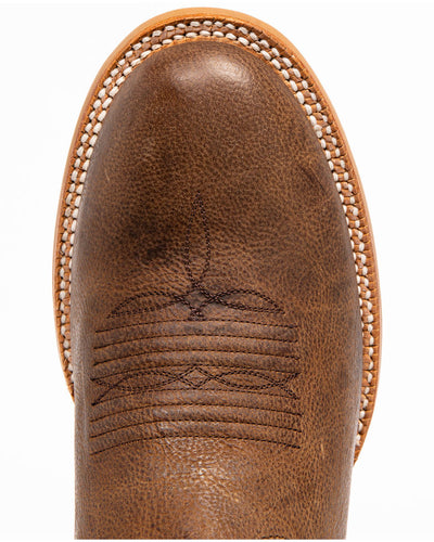 Ariat Slick Fork Tobacco Toffee Performance Men's Boots