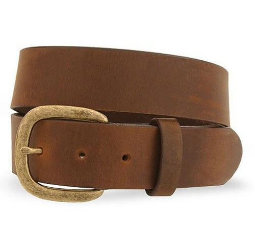 Justin Oiled-Brown Men's Belt