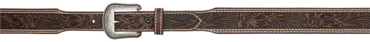 "3D Belt Co. 1 3/4"" Dark Brown Men's Belt"