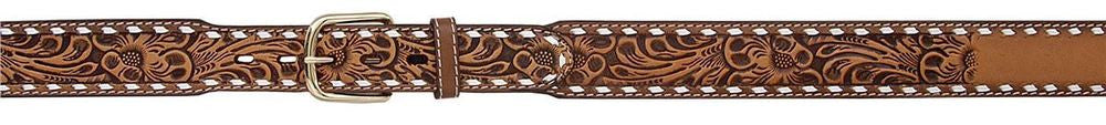 Natural Men's Western Belt