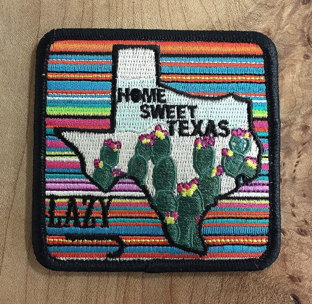 Home Sweet Texas Patch
