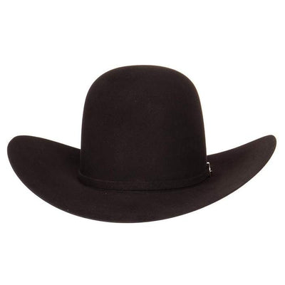 American Hat Co. 40X Black Cherry Felt Western Hat