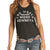 Rock & Roll Cowgirl Women's The World Nees More Cowboys Tank - Black
