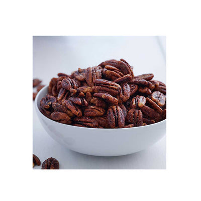 Lambrecht Gourmet Sweet & Spicy Glazed Pecans - 4 oz. Gift Box