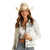 Rock & Roll Cowgirl Women's Light Wash Denim Jacket - Light Vintage