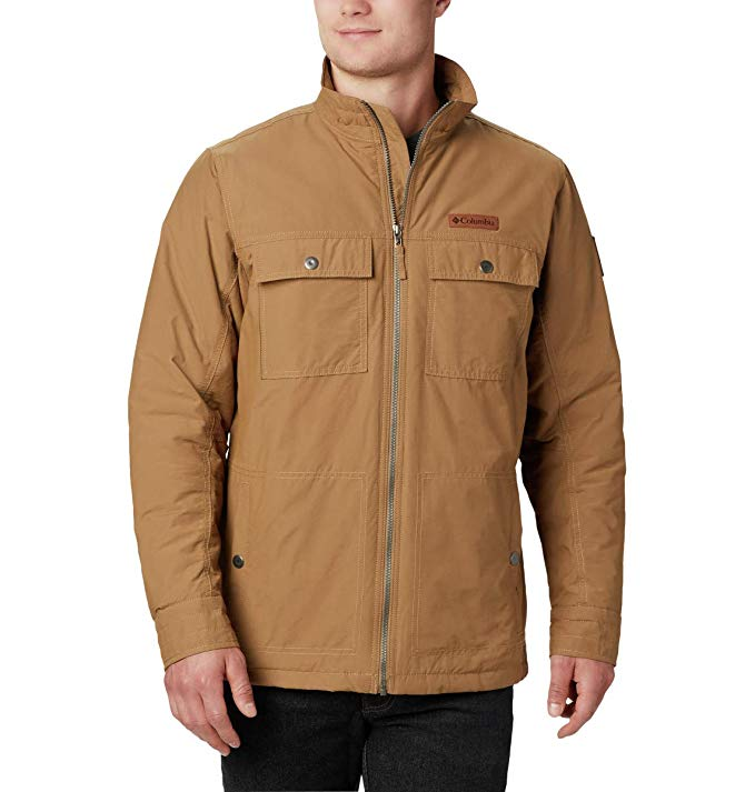 Columbia Delta Wheeler Lodge Men's Casual Jacket