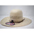 American Hat Co. Whiskey Straw Hat