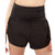 Love Tree Women's Ellie Athletic Shorts - Black