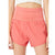 Love Tree Women's Ellie Athletic Shorts - Flamingo