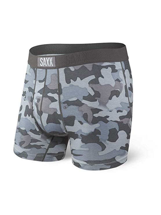 Saxx Ultra Stencil Camo Men's Boxer Brief