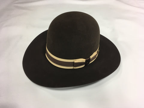 "3 1/4"" Brim chocolate By American"
