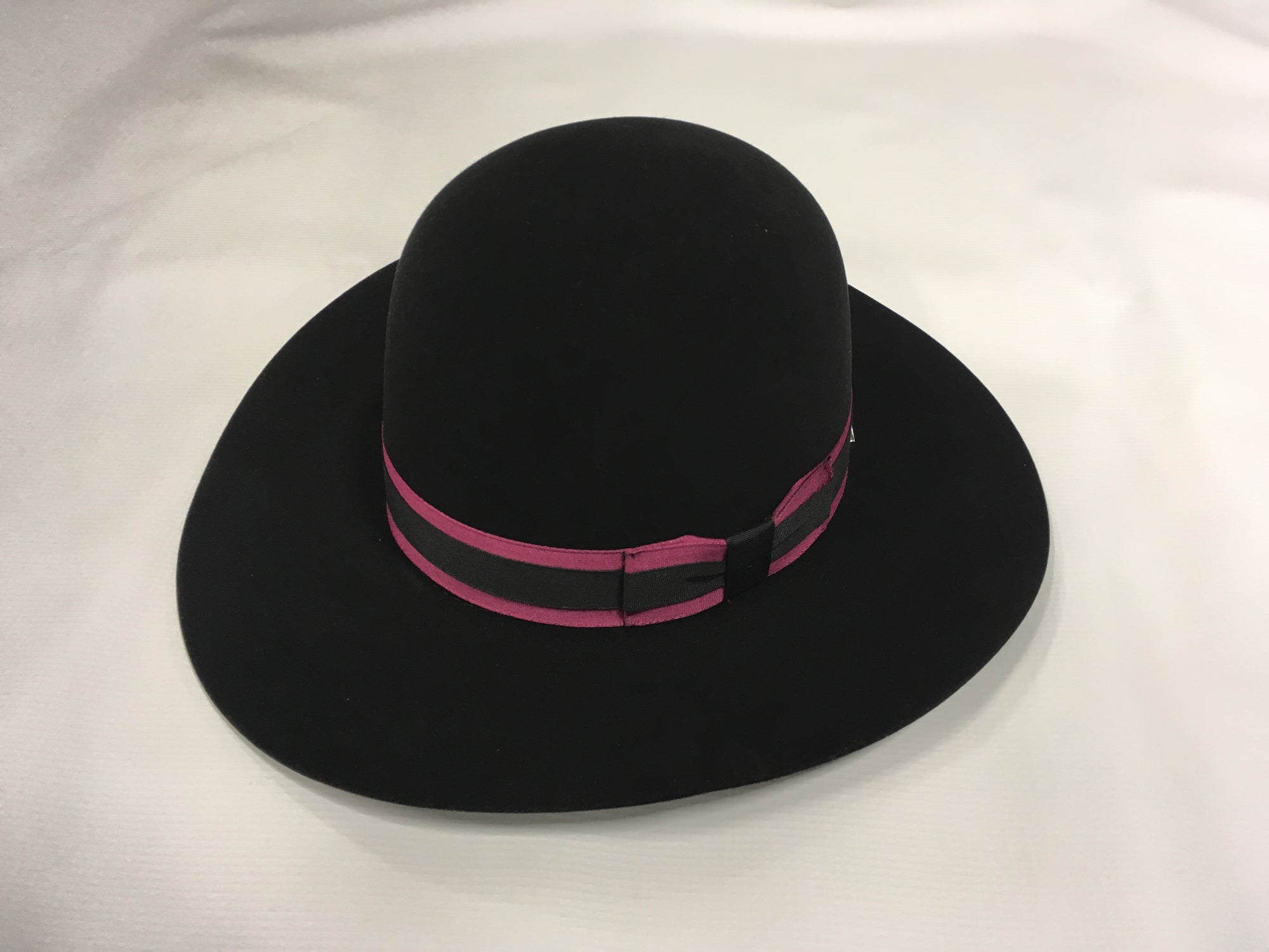 American Hat Co. Black Felt Western Hat