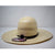 American Hat Co. Poli Rope Straw Hat