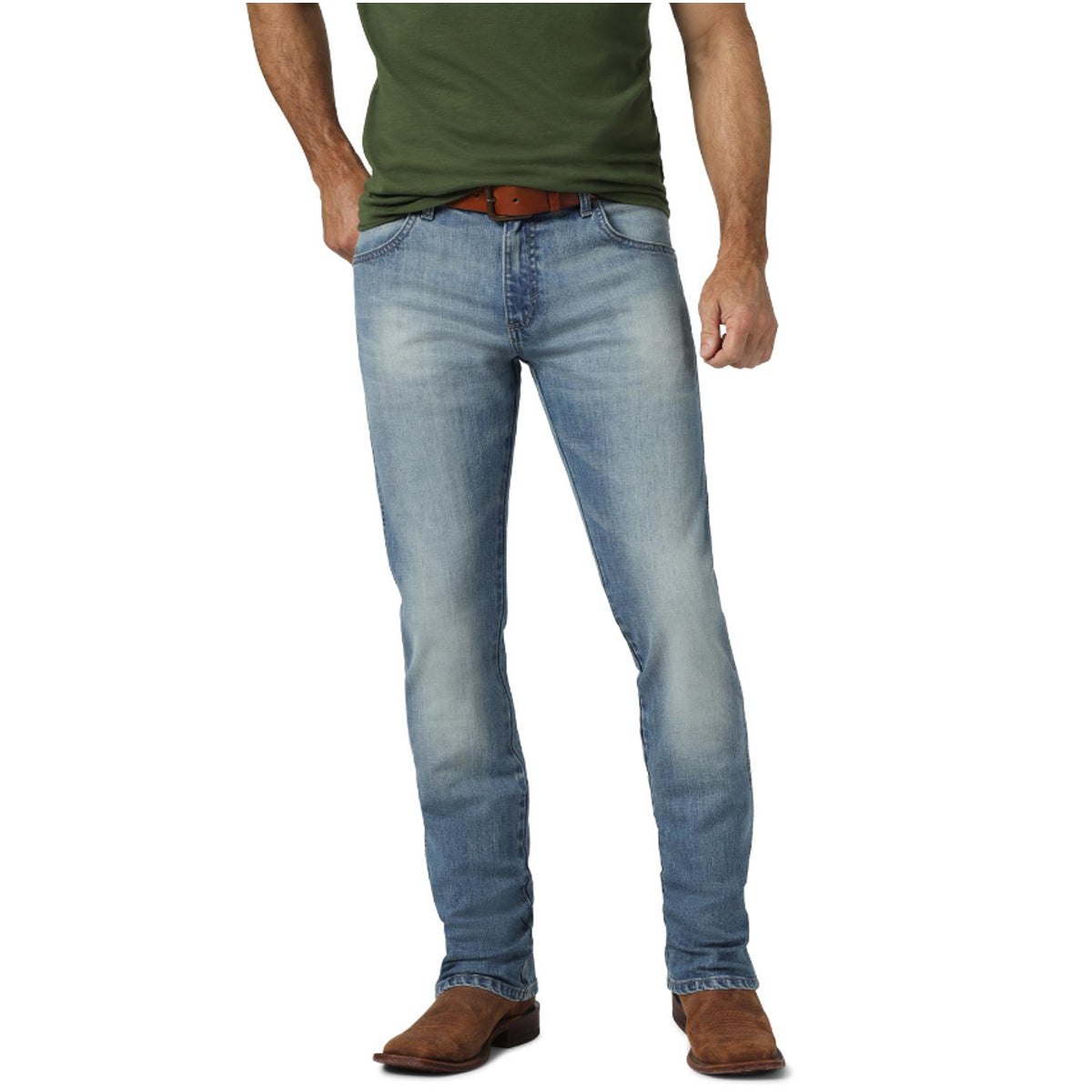Wrangler Men's Retro Slim Straight Jeans - Jacksboro