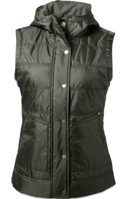 Mountain Khaki Kelp Triple Direct Women's Vest