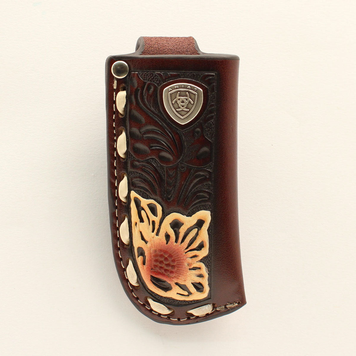 Ariat Tooled Knife Sheath