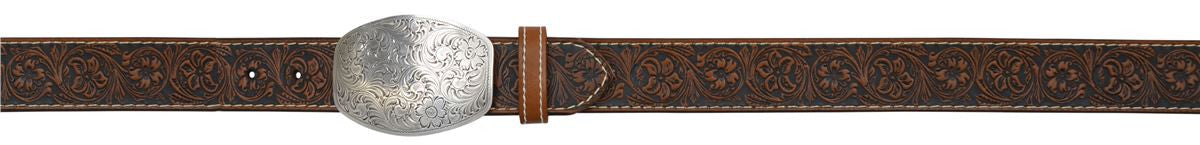 "Angel Ranch 1 1/2"" Brown Ladies' Fashion Belt"