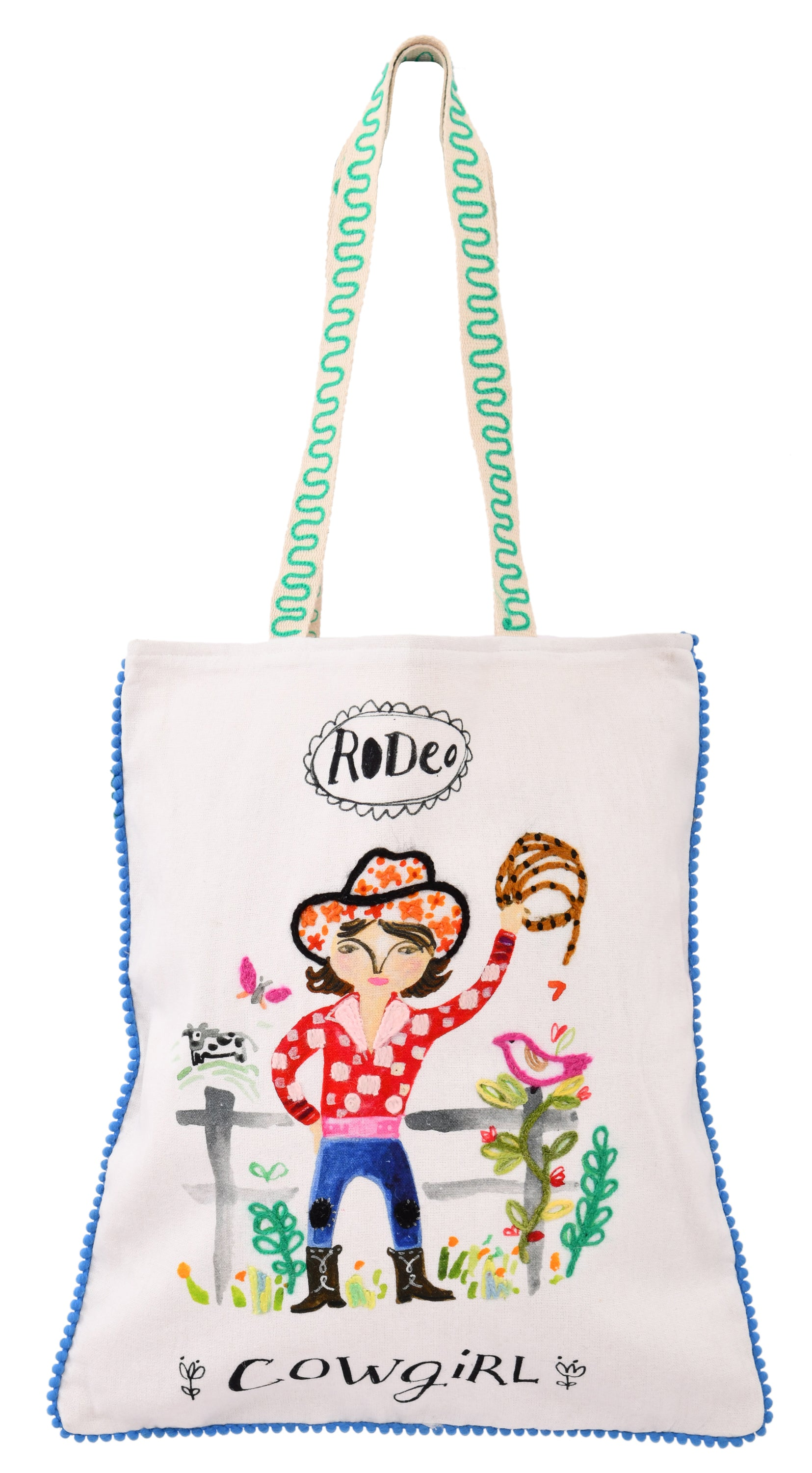 Cowgirl Tote