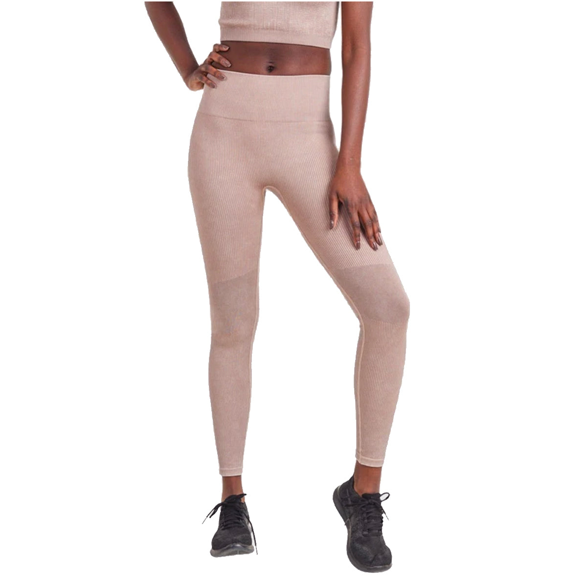 Mono B Women's High Rise TLC Leggings - Nirvana