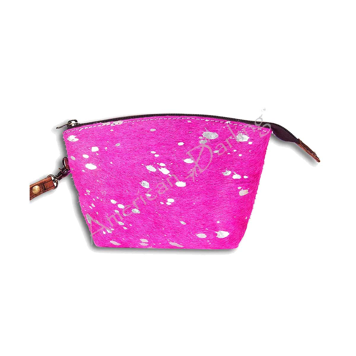 American Darling Small Cosmetics Handbag - Pink