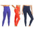 Mono B Women's High-Rise Classic Leggings