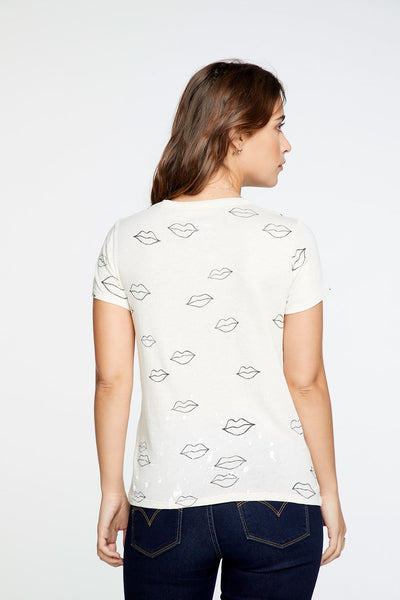Chaser Lips Sketch Tee