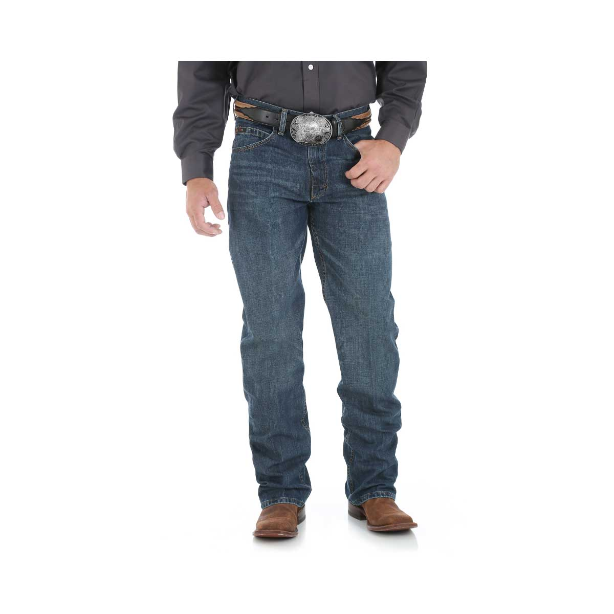 Wrangler Men's 20X 01 Competition Fit Jeans