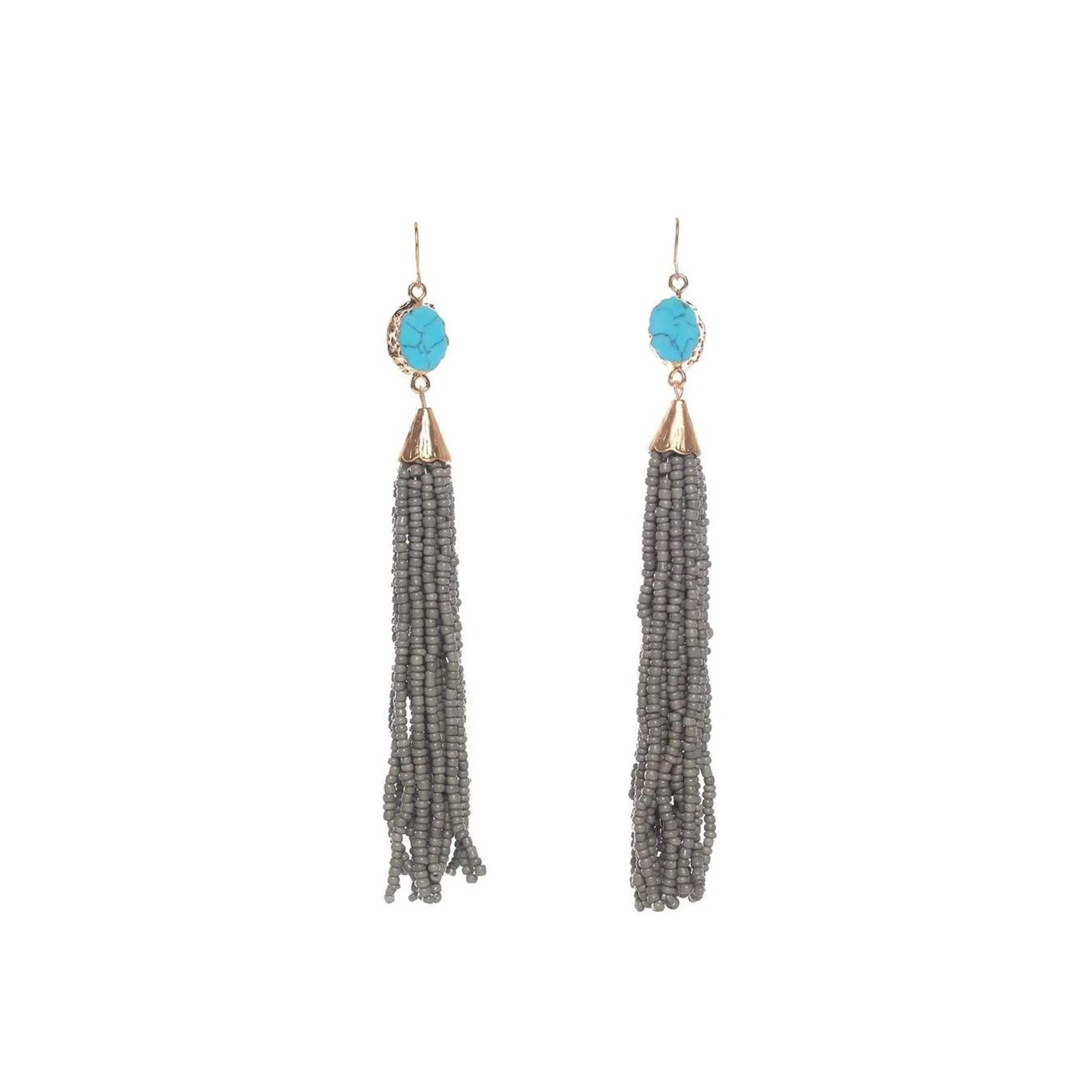 BuddyLove Dusty Tassle Earrings