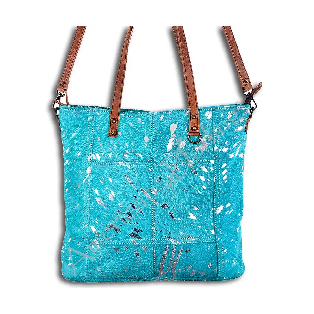 American Darling Large Handbag - Teal