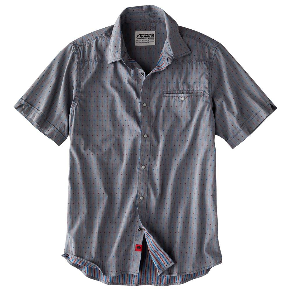 Mountain Khakis: El Camno Men's Short Sleeve Shirt