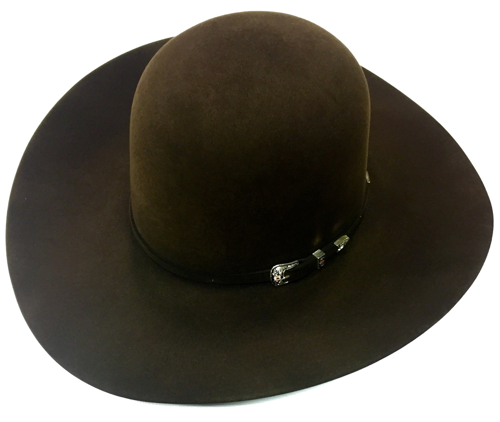 American Hat Co. 20X Chocolate Felt Hat