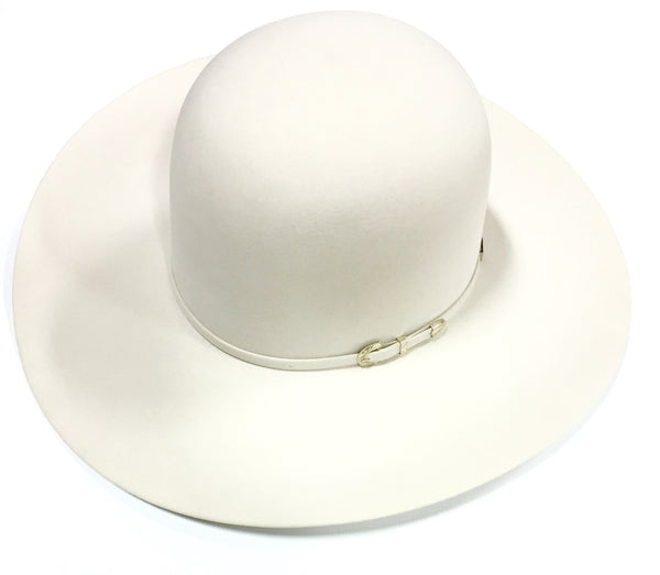 Crystal 40X 4 1/4 Brim Felt Hat by American Hat Co.