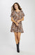 Gentle Fawn Isabella Small Cheetah Print Dress