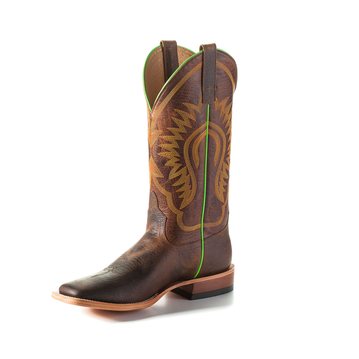Horse Power Bison Square Toe Boots