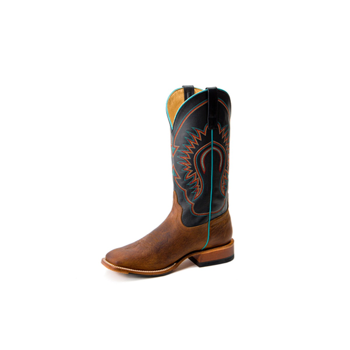 Anderson Bean Men's Horse Power Distressed Bison Boots
