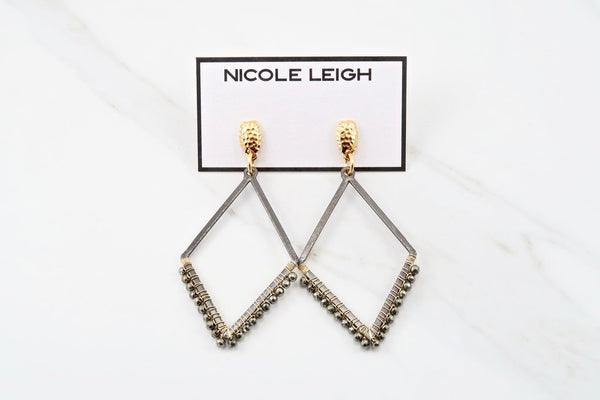 Haven Earrings By Nicole Leigh