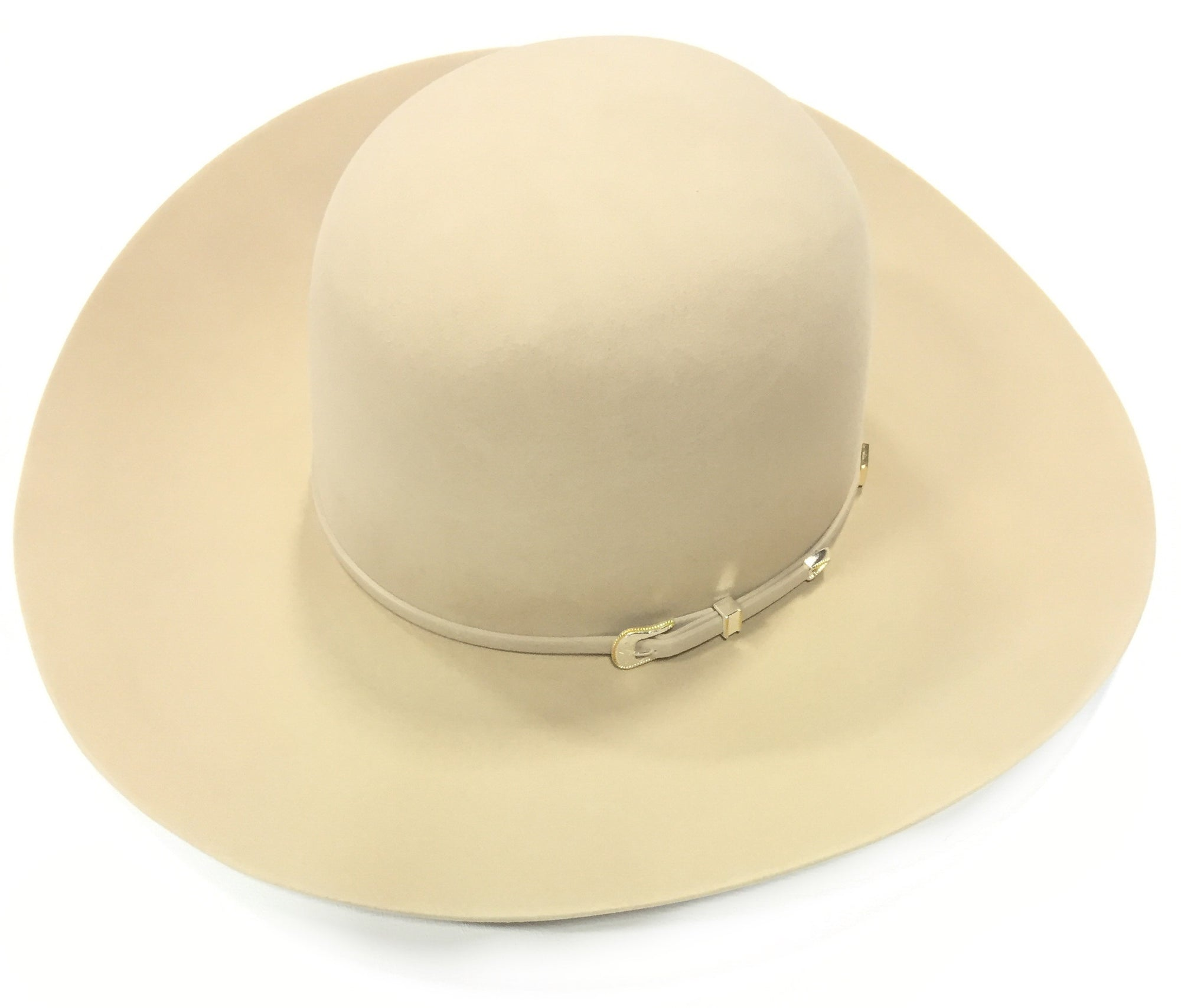 American Hat Co. 10X Buckskin Felt Hat
