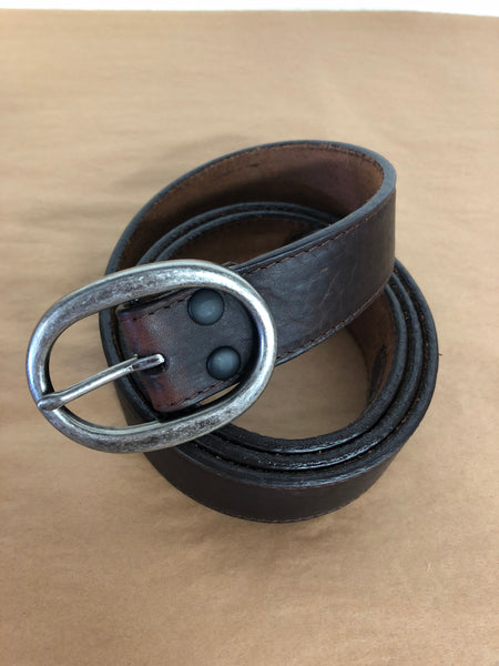 Soggy Brown Women's Belt