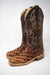 Women's Anderson Bean Lazy J Exclusive Rusty Barn Big Bass Boots