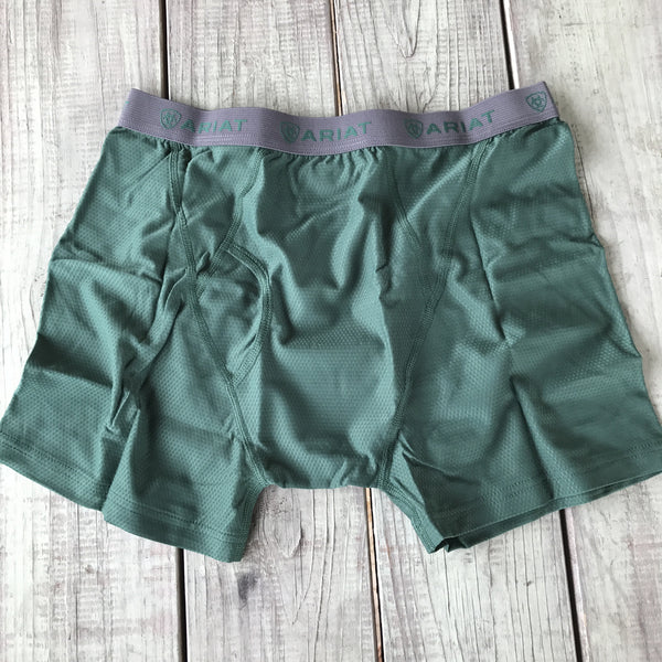 Green Undertek Boxer by Ariat